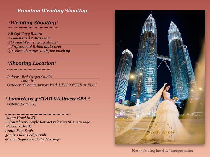Premium Wedding Shooting by RedCarpet Bridal Artistry - 002