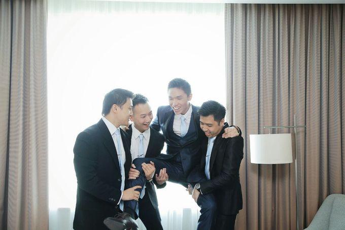 The Wedding of Hansin & Shinfi by FIVE Seasons WO - 001