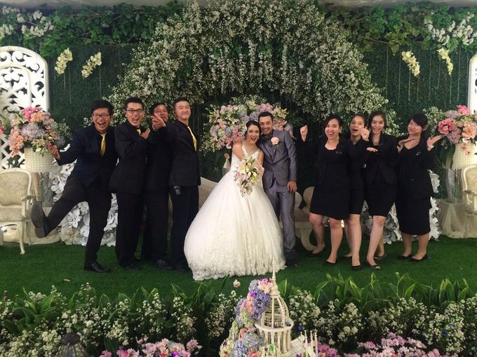Wedding Organizer Gilang & Ines, 7 Mei 2016 by Crown Car Rental - 005