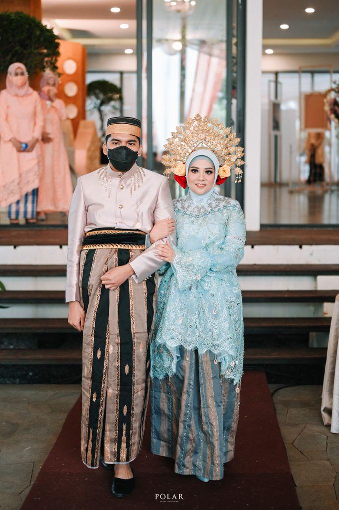 THE WEDDING OF GEMY & HAFIZ by THE HIVE BUMI PANCASONA - 006