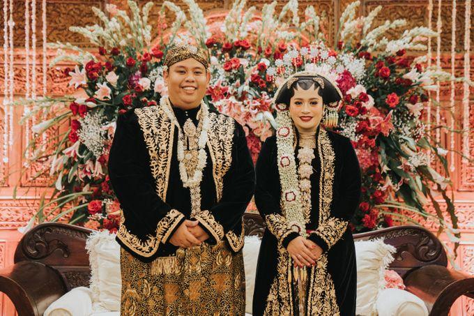 DINI & AGI WEDDING by Akuwedding - 015