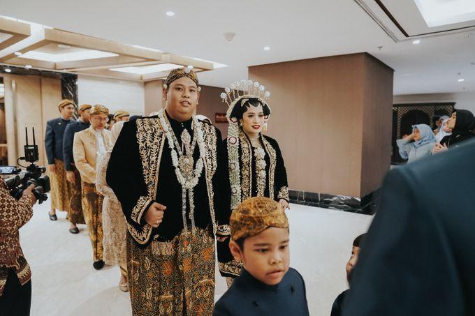 DINI & AGI WEDDING by Akuwedding - 019