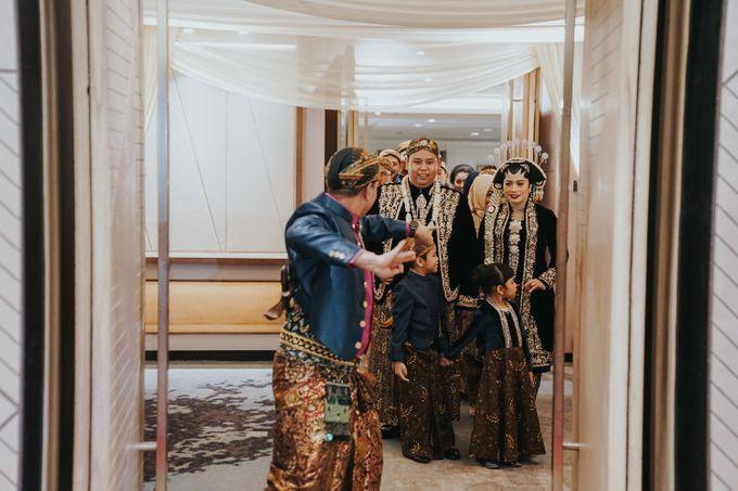 DINI & AGI WEDDING by Akuwedding - 018