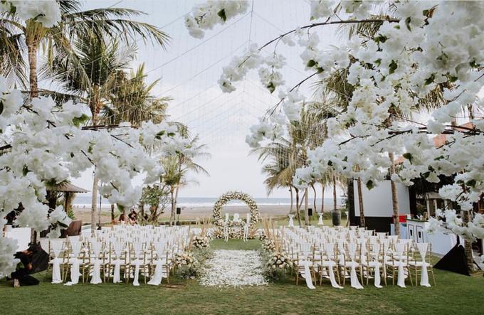 The Wedding of James & Kiyomi by Dona Wedding Decoration & Planner - 005
