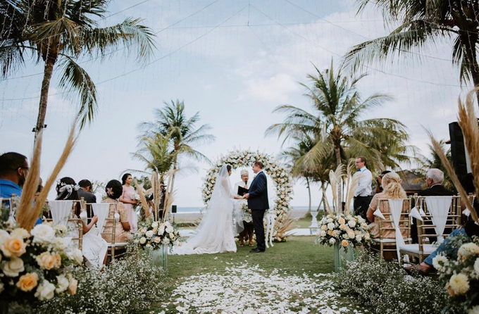 The Wedding of James & Kiyomi by Dona Wedding Decoration & Planner - 002