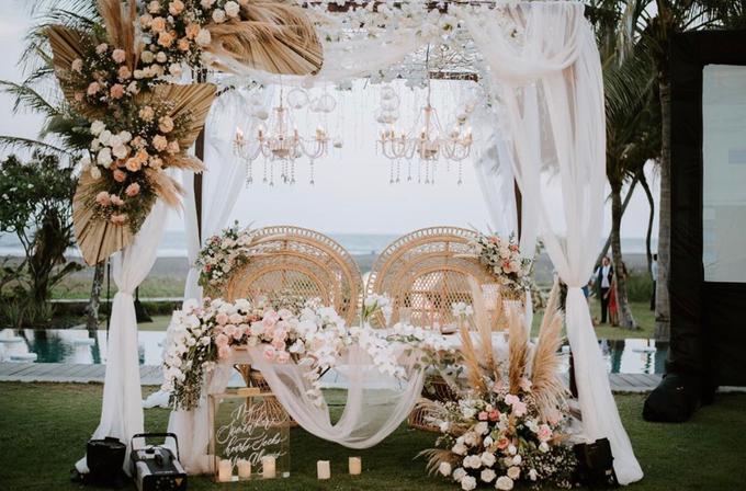 The Wedding of James & Kiyomi by Dona Wedding Decoration & Planner - 003