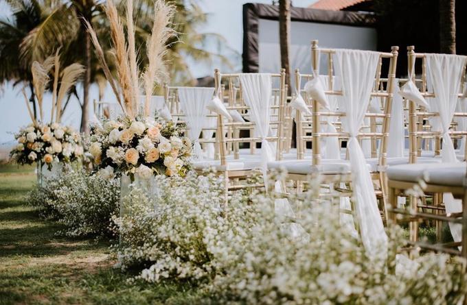 The Wedding of James & Kiyomi by Dona Wedding Decoration & Planner - 004