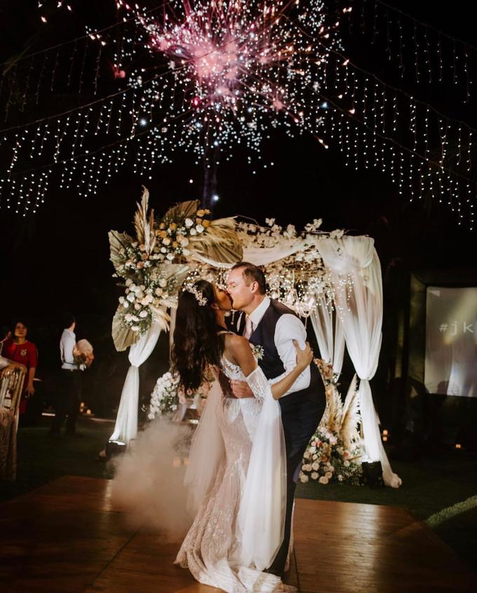 The Wedding of James & Kiyomi by Dona Wedding Decoration & Planner - 008