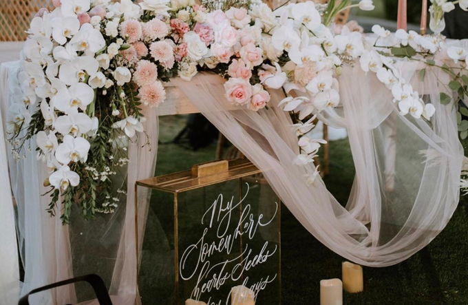 The Wedding of James & Kiyomi by Dona Wedding Decoration & Planner - 011