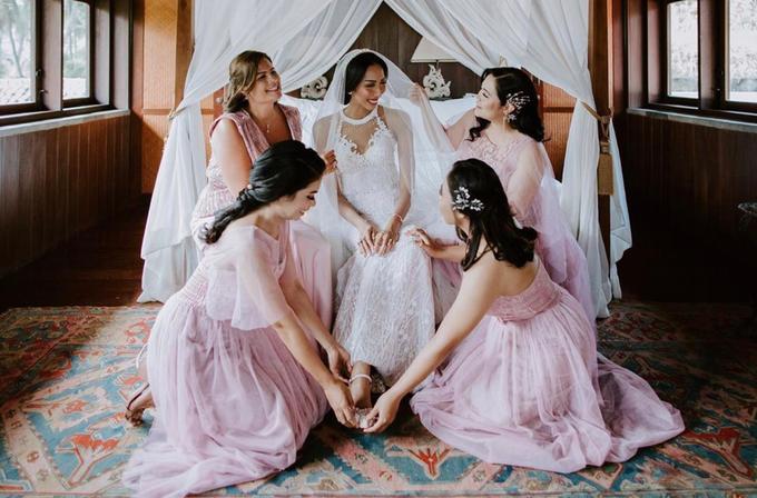 The Wedding of James & Kiyomi by Dona Wedding Decoration & Planner - 010