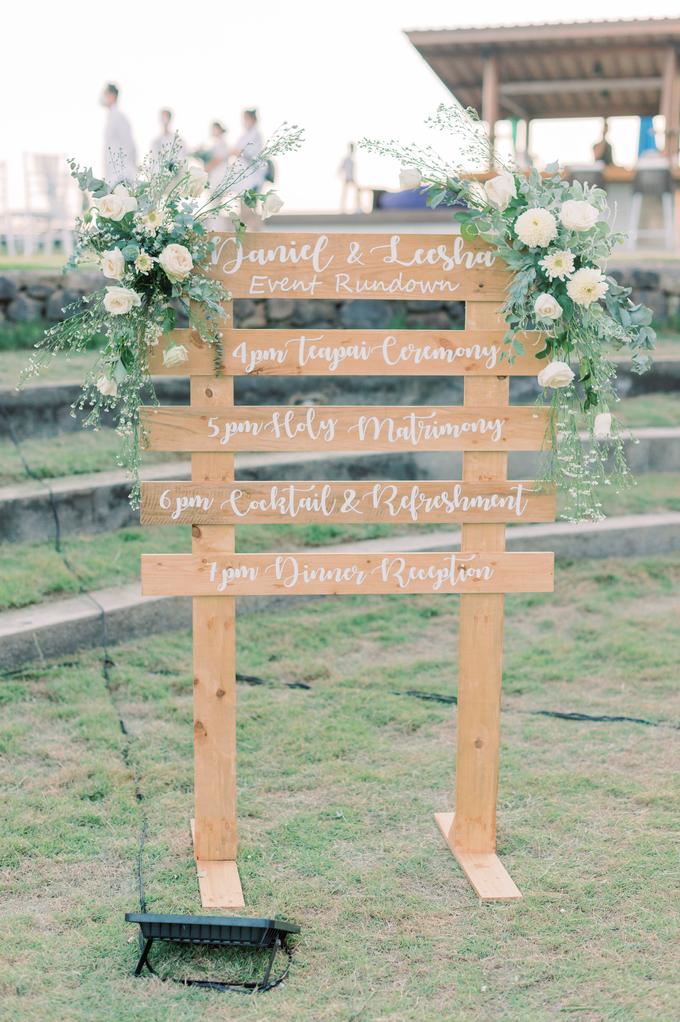 The Wedding Of Daniel & Ellisa by Dona Wedding Decoration & Planner - 001
