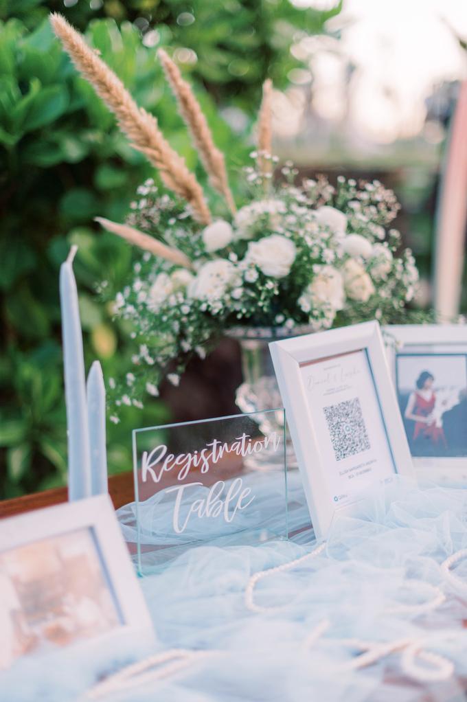 The Wedding Of Daniel & Ellisa by Dona Wedding Decoration & Planner - 003