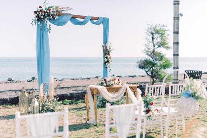 The Wedding Of Daniel & Ellisa by Dona Wedding Decoration & Planner - 007