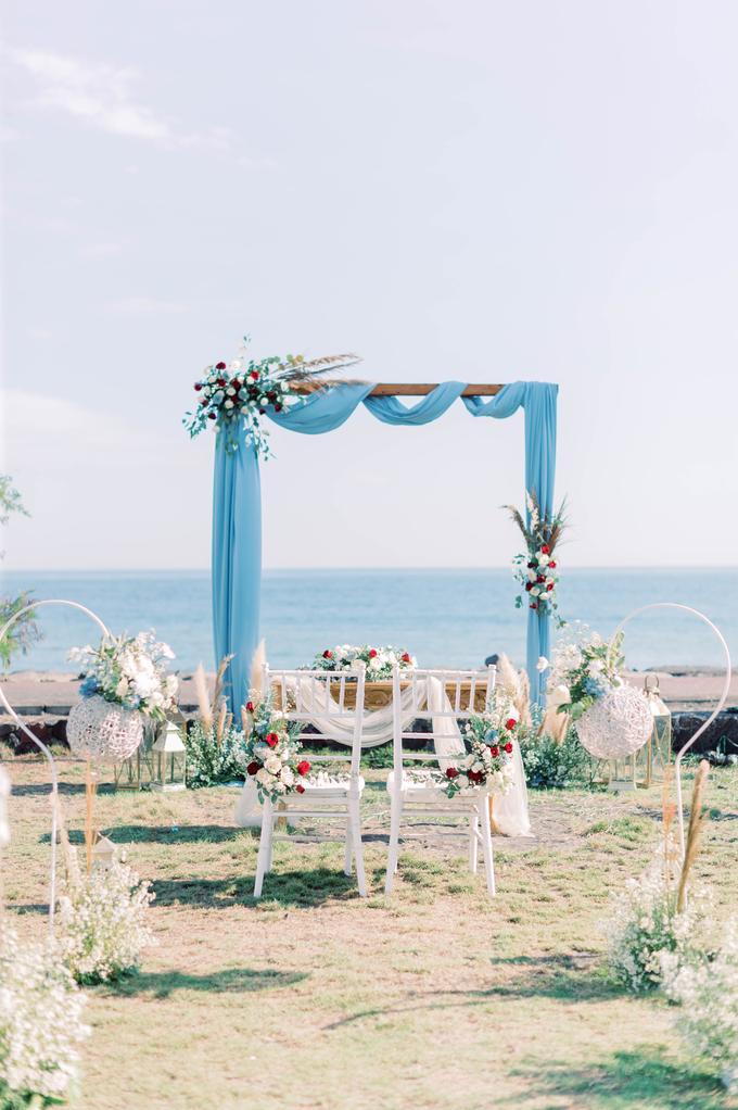 The Wedding Of Daniel & Ellisa by Dona Wedding Decoration & Planner - 011
