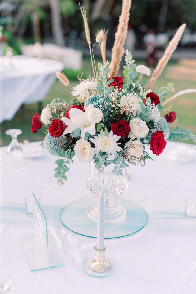 The Wedding Of Daniel & Ellisa by Dona Wedding Decoration & Planner - 015