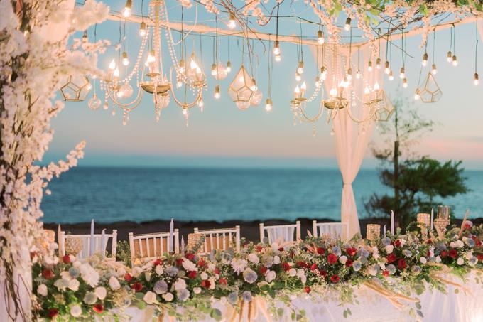 The Wedding Of Daniel & Ellisa by Dona Wedding Decoration & Planner - 018