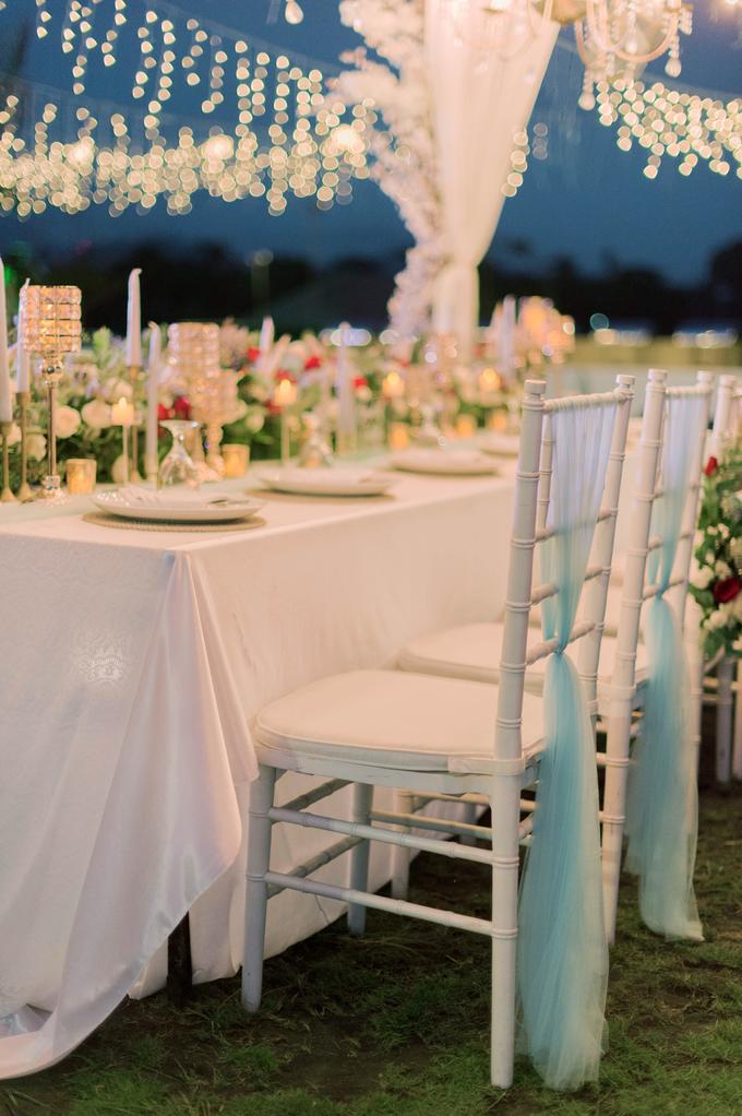 The Wedding Of Daniel & Ellisa by Dona Wedding Decoration & Planner - 020
