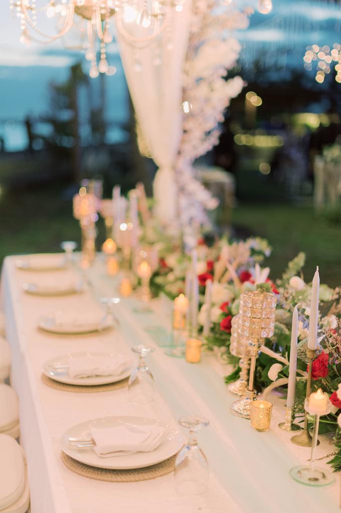 The Wedding Of Daniel & Ellisa by Dona Wedding Decoration & Planner - 021