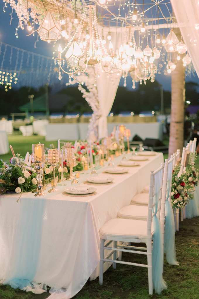The Wedding Of Daniel & Ellisa by Dona Wedding Decoration & Planner - 024