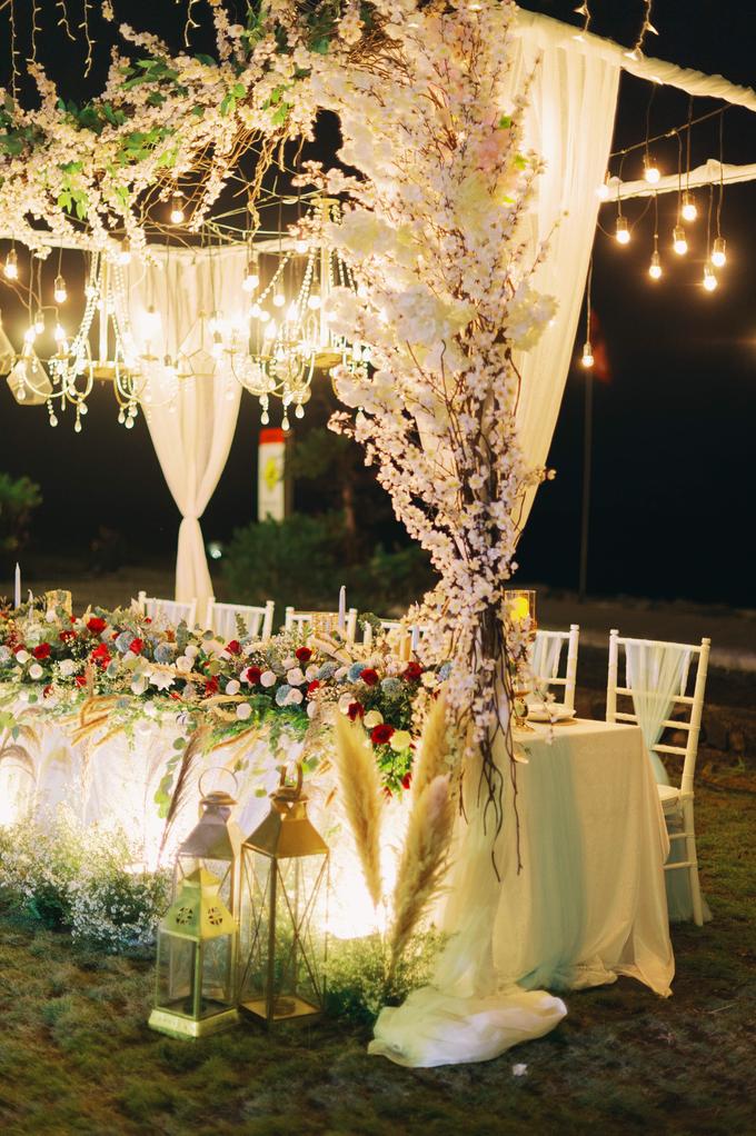 The Wedding Of Daniel & Ellisa by Dona Wedding Decoration & Planner - 025