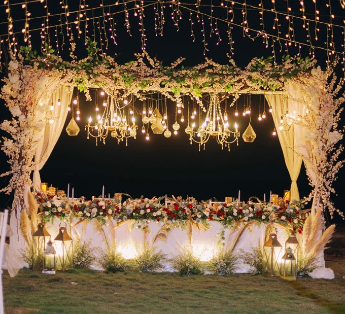 The Wedding Of Daniel & Ellisa by Dona Wedding Decoration & Planner - 026