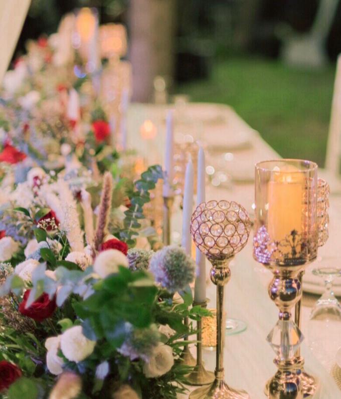The Wedding Of Daniel & Ellisa by Dona Wedding Decoration & Planner - 029