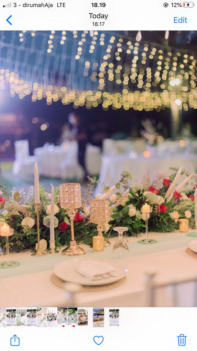 The Wedding Of Daniel & Ellisa by Dona Wedding Decoration & Planner - 032