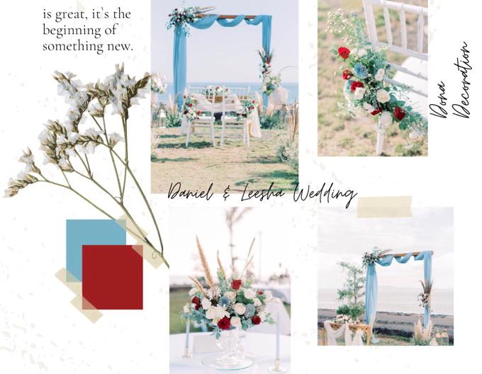 The Wedding Of Daniel & Ellisa by Dona Wedding Decoration & Planner - 033