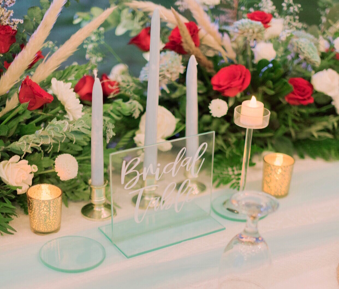 The Wedding Of Daniel & Ellisa by Dona Wedding Decoration & Planner - 031