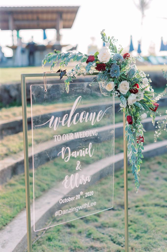 The Wedding Of Daniel & Ellisa by Dona Wedding Decoration & Planner - 034