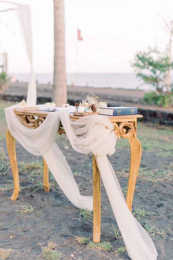 The Wedding Of Daniel & Ellisa by Dona Wedding Decoration & Planner - 035