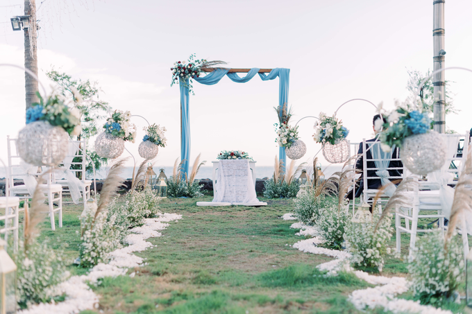 The Wedding Of Daniel & Ellisa by Dona Wedding Decoration & Planner - 039
