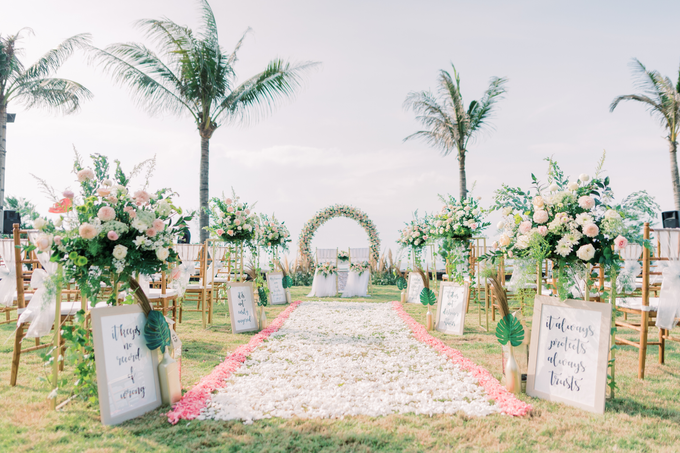 The Wedding of Suma & Mugi by Dona Wedding Decoration & Planner - 004
