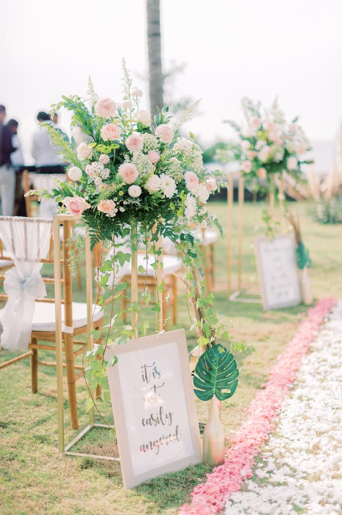 The Wedding of Suma & Mugi by Dona Wedding Decoration & Planner - 005