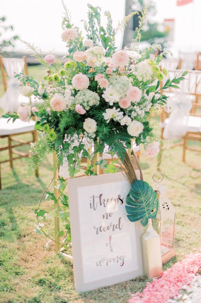 The Wedding of Suma & Mugi by Dona Wedding Decoration & Planner - 007