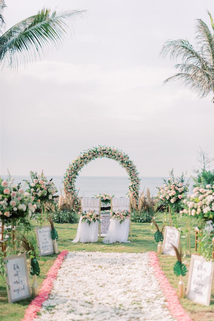 The Wedding of Suma & Mugi by Dona Wedding Decoration & Planner - 008