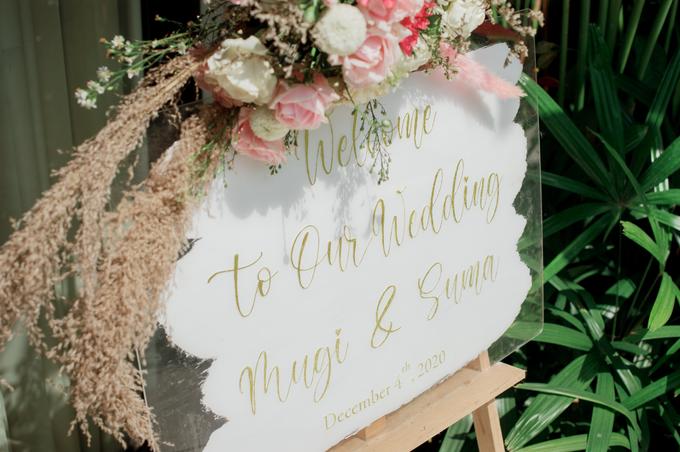 The Wedding of Suma & Mugi by Dona Wedding Decoration & Planner - 016