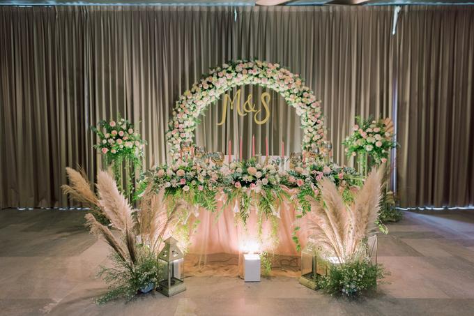 The Wedding of Suma & Mugi by Dona Wedding Decoration & Planner - 024