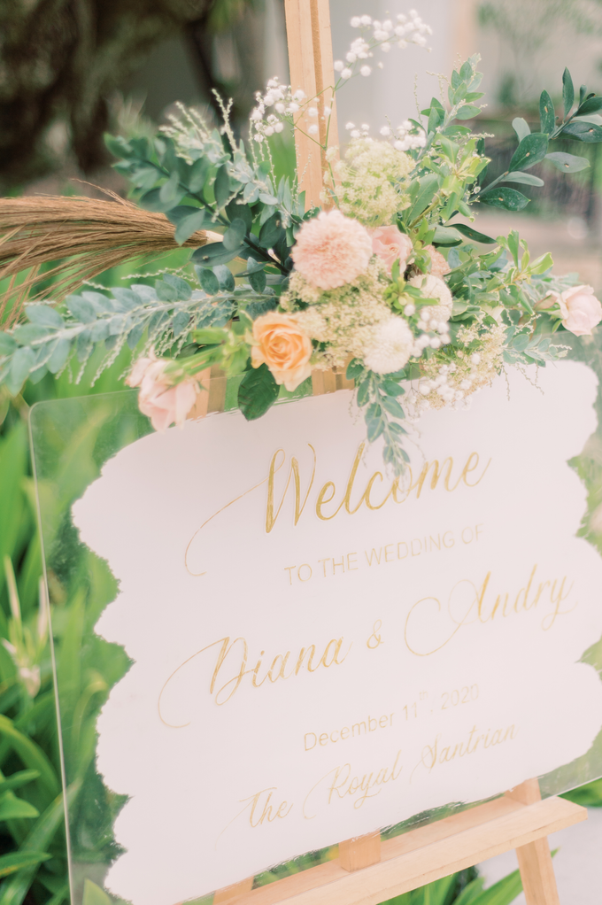 The Wedding of Andrey & Diana by Dona Wedding Decoration & Planner - 001