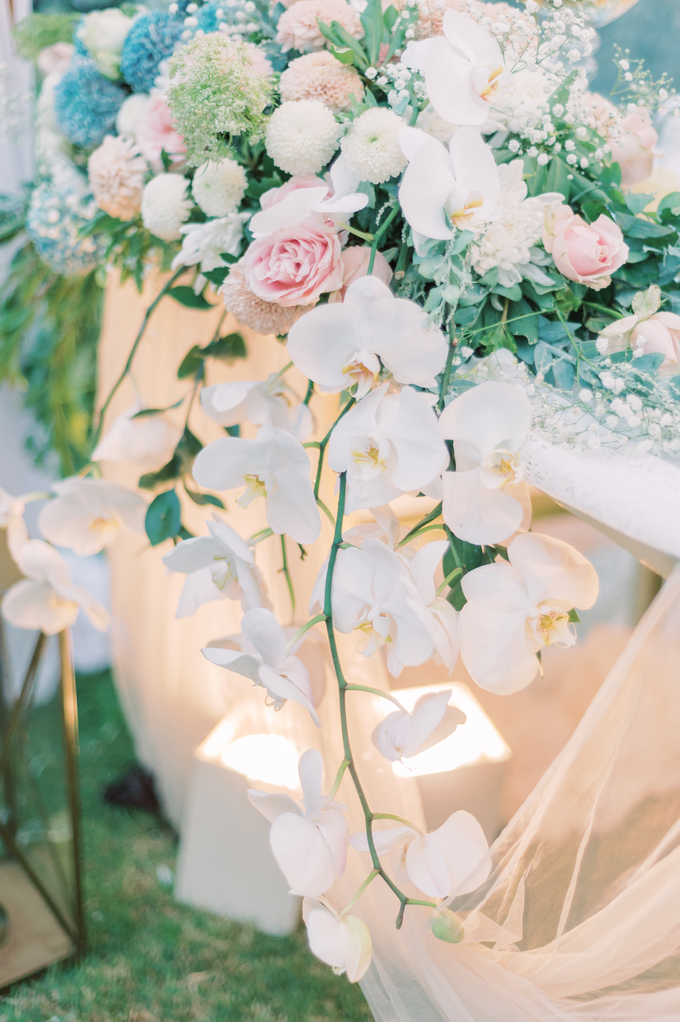 The Wedding of Andrey & Diana by Dona Wedding Decoration & Planner - 002
