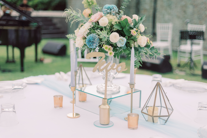 The Wedding of Andrey & Diana by Dona Wedding Decoration & Planner - 004