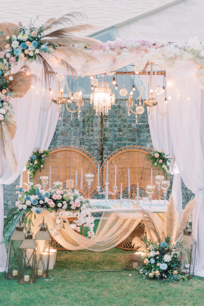 The Wedding of Andrey & Diana by Dona Wedding Decoration & Planner - 005