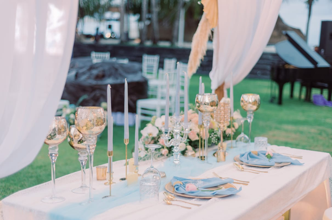 The Wedding of Andrey & Diana by Dona Wedding Decoration & Planner - 006