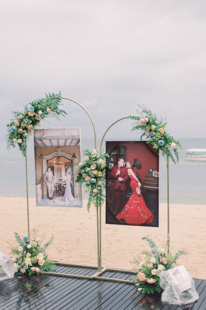 The Wedding of Andrey & Diana by Dona Wedding Decoration & Planner - 009