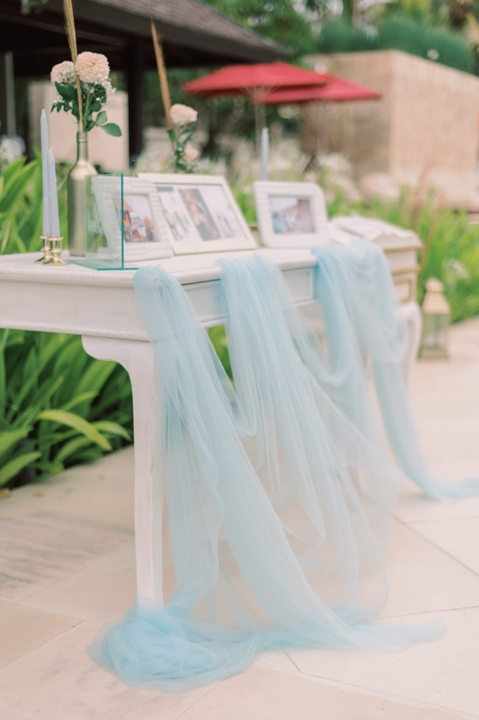 The Wedding of Andrey & Diana by Dona Wedding Decoration & Planner - 013