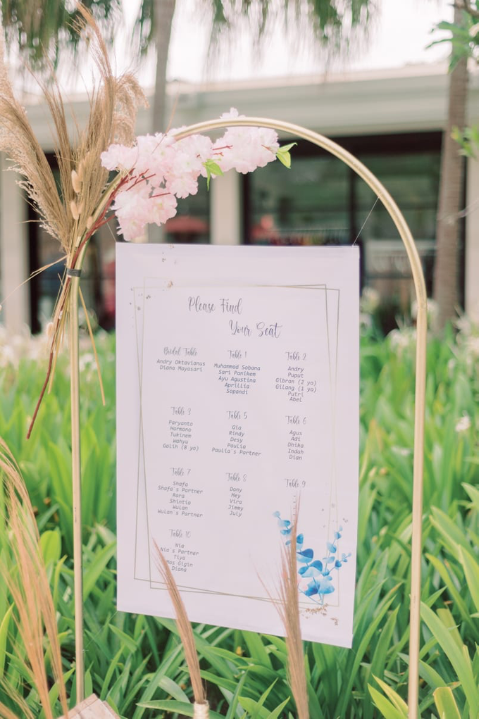 The Wedding of Andrey & Diana by Dona Wedding Decoration & Planner - 012