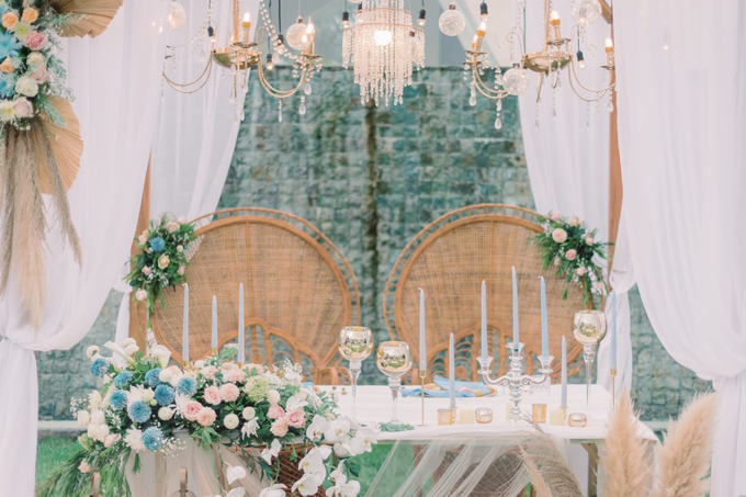 The Wedding of Andrey & Diana by Dona Wedding Decoration & Planner - 014