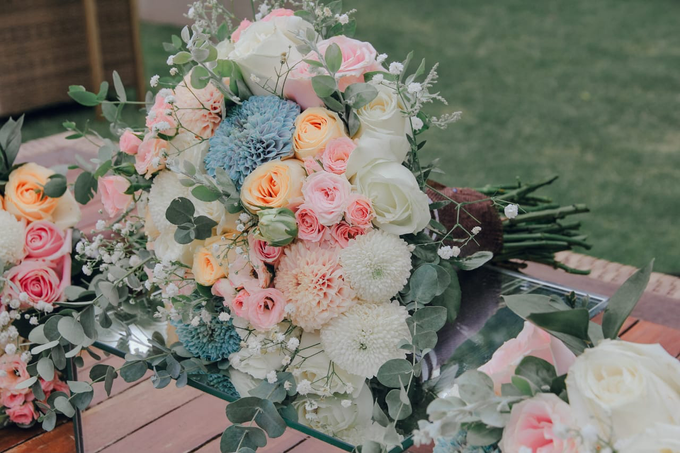 The Wedding of Andrey & Diana by Dona Wedding Decoration & Planner - 016
