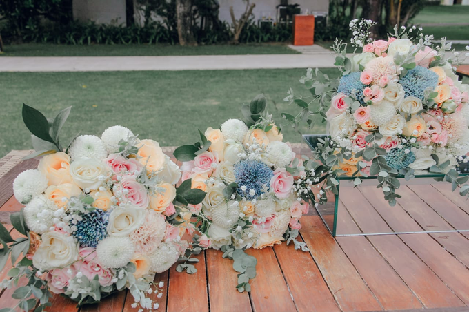 The Wedding of Andrey & Diana by Dona Wedding Decoration & Planner - 017