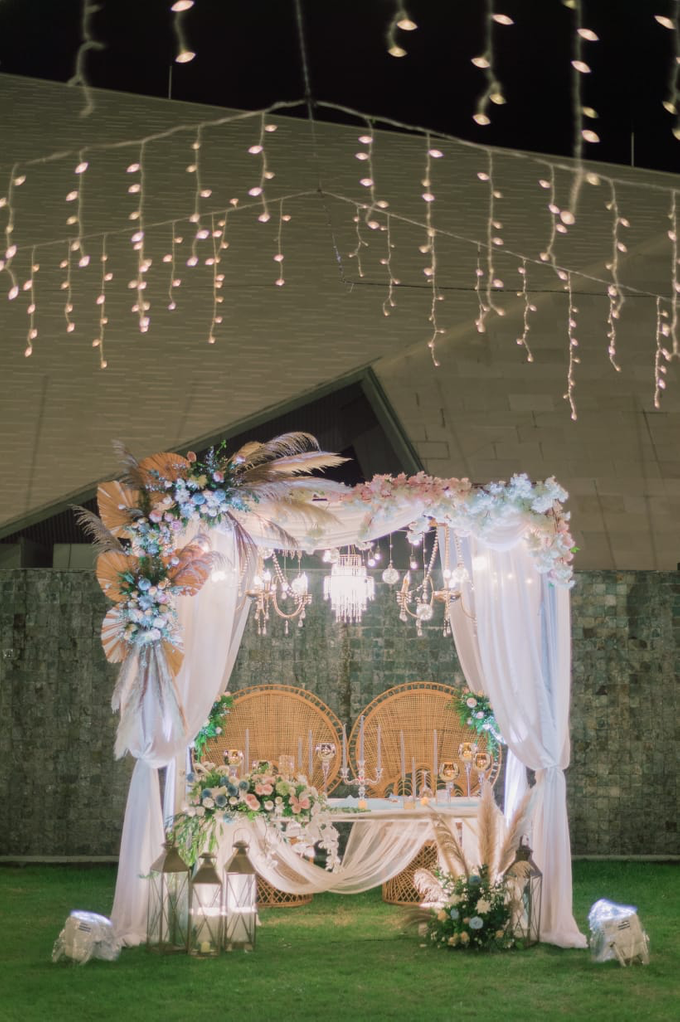 The Wedding of Andrey & Diana by Dona Wedding Decoration & Planner - 020